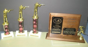 Flying Eagle custom builds and modifies trophies / plaques.